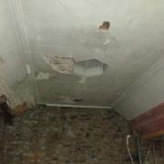 lantern roof light in old schoolroom