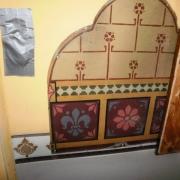 hidden detail on wall